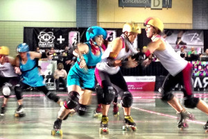 WFTDA Playoffs Richmond, Virginia