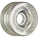 Rollerbones Art Elite Competition Wheels 57mm 101A 8pk Clear