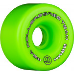 Rollerbones Team Logo 62mm 98A 8pk Green