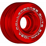 Rollerbones Art Elite Competition Wheels 57mm 103A 8pk Red