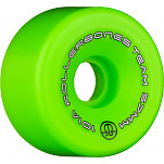 Rollerbones Team Logo 57mm 101A 8pk Green