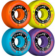 Rollerbones Moxi Michelle Steilen Wheels 57mm 101A 4pk White