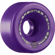 Rollerbones Team Logo 62mm 101A 8pk Purple