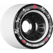 Rollerbones Pet Day of the Dead Speed wheel 59mm x 88a White 4 Pk