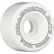 Rollerbones Art Elite Competition Wheels 62mm 103A 8pk White