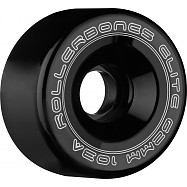 Rollerbones Art Elite Competition Wheels 62mm 103A 8pk Black