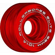Rollerbones Art Elite Wheels 62mm 101A 8pk Red