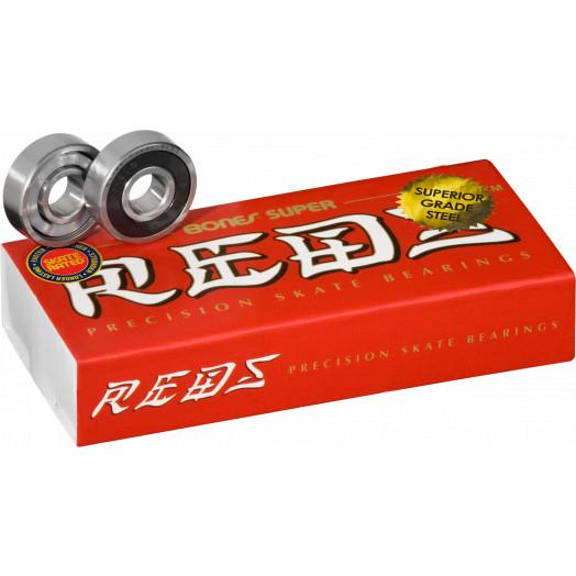 Bones® Super REDS® Bearings 8mm 16 pack